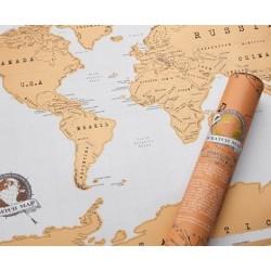 Utazó térkép