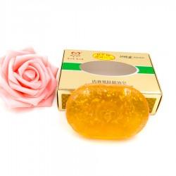 Luxus kóreai arany szappan - 24 karátos arannyal
