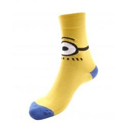 Unisex zokni - Crazy Minyon