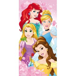 Fürdőlepedő - Disney hercegnők