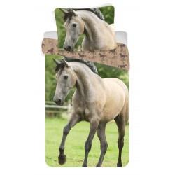 Pamut ágyneműhuzat - Western ló