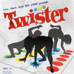 TWISTER - szórakoztató társasjáték