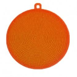 Szilikon szivacs - narancssárga