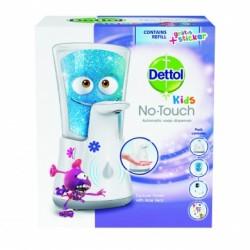 Dettol Kids érintés nélküli kézmosó adagoló - Kalandor