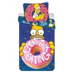 Pamut ágyneműhuzat - Homer Simpson Donuts