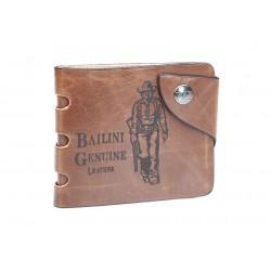 Férfi retro pénztárca 916 - Bailini