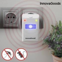 InnovaGoods rovar és rágcsálóriasztó LED-del