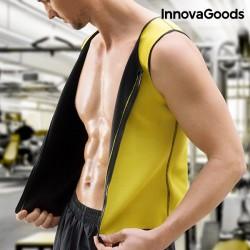 Férfi szauna hatású sport mellény - InnovaGoods
