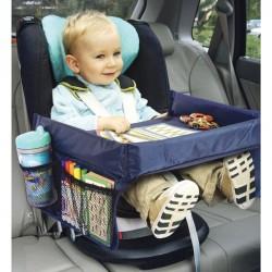 Gyerek mozgatható asztalka autóba