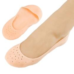 Hidratáló szilikon zokni - 1 pár