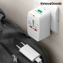 InnovaGoods univerzális utazó adapter