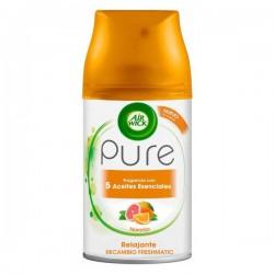 Air Wick Freshmatic utántöltő légfrissítőbe - Pure Relaxing - narancs, 250ml