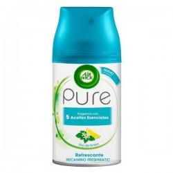 Air Wick Freshmatic utántöltő légfrissítőbe - Pure Refreshing, 250ml