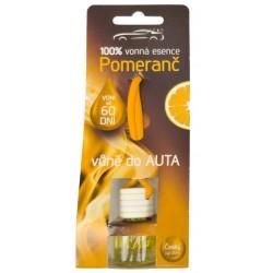 Kozák légfrissítő autóba - narancs - 5 ml