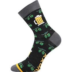 Férfi zokni - Sör komló