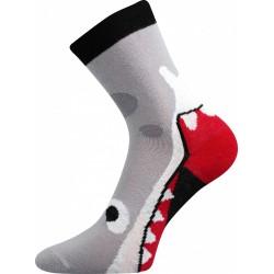 Unisex zokni - Cápa 2