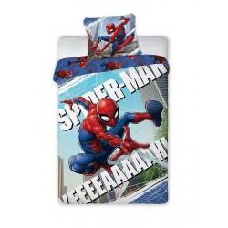 Faro pamut ágyneműhuzat - Spiderman