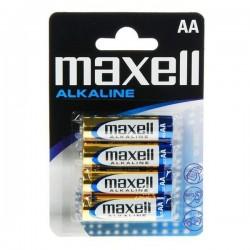 Maxell PK4 - 1.5V - 4x AA alkáli elem