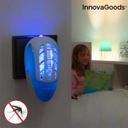 InnovaGoods szúnyogriasztó ultraibolya LED fénnyel