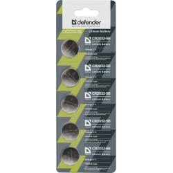 Defender CR2032-5B lithium elem - 5db