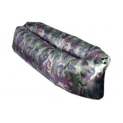 Felfújható Lazy Bag - terepmintás
