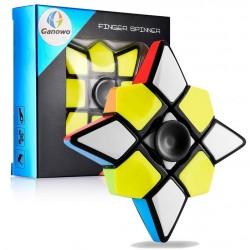 Rubik kocka Fidget Spinner - nagy