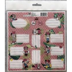 Öntapadó matricák Beniamin - Papír, 20x20 cm