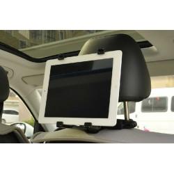 Fejtámlára szerelhető tablet tartó autóba