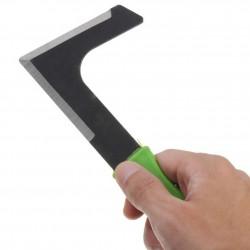 Fűszegélyező kés