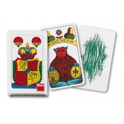 Egyfejű játékkártyák