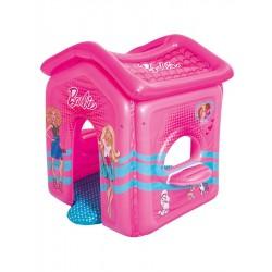 Gyermek felfújható házikó Barbie - Bestway