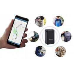 GPS mágneses helymeghatározó, kihangosított funkcióval GF-07