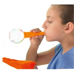 Megfogható szappanbuborék-fújó