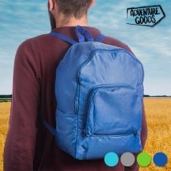 Összecsukható hátizsák - pisztácia zöld - Adventure Goods