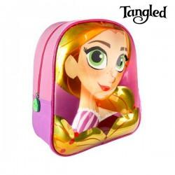 Tangled iskolatáska - 3D Aranyhaj 7983