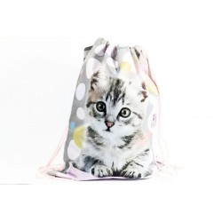 Tornazsák - Sweet Pets - cicák