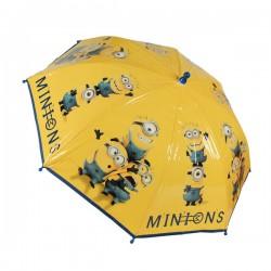 Gyermek esernyő - Minyonok - sárga
