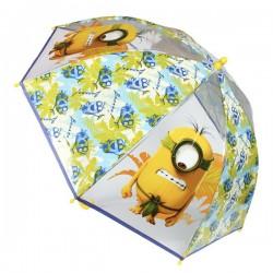 Átlátszó esernyő - Minyonok Bananas