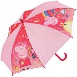Kilövős esernyő - Peppa Malac - rózsaszín