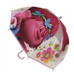 Átlátszó esernyő - Trollok Poppy