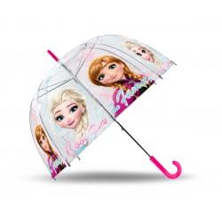 Átlátszó esernyő - Jégvarázs Anna és Elsa