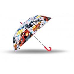 Kilövős átlátszó esernyő - Blaze
