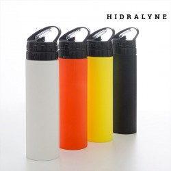 Hidralyne sport szilikon vizes palack - 550 ml