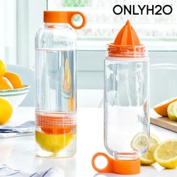 Citrus gyümölcs infúziós palack facsaróval - Sensations Juicer - 550 ml