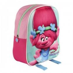 Hátizsák gyerekeknek - 3D Trollok Poppy