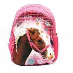 Gyerek hátizsák - Nice and Pretty - rózsaszín ló