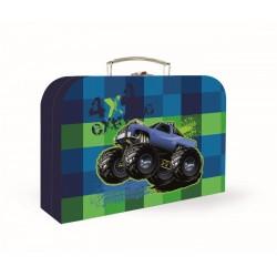 Bőrönd segédeszközökre - Monstertruck - nagy
