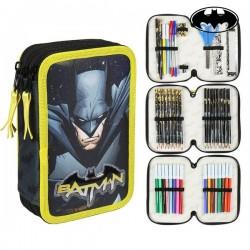 Háromszintes felszerelt tolltartó - Batman 78667
