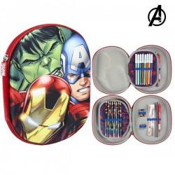 Tripla tolltartó felszereléssel - The Avengers 78889