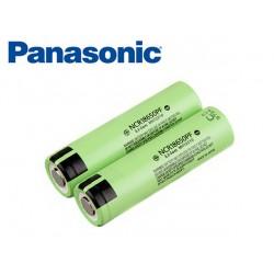 Újratölthetö elem Panasonic NCR18650PF (2900mAh, 3,7V, Li-ion) - 1 db